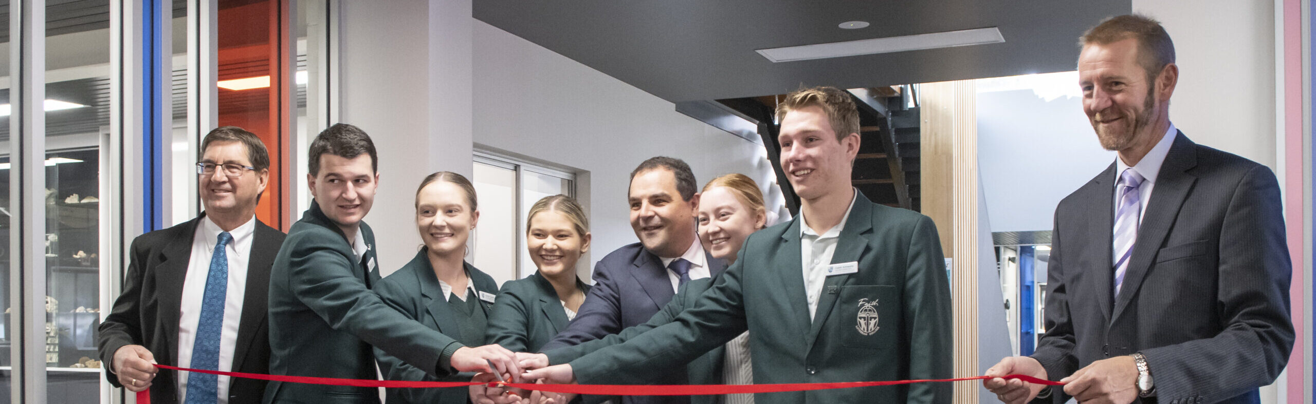 Official STEM Opening
